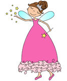 Princess fairy Stock Images