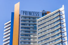 Princess hotel, Barcelona Royalty Free Stock Photo