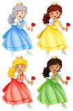 Princess Royalty Free Stock Photos