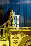 Princess jaśmin na balkonie Zdjęcie Royalty Free