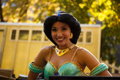 Princess Jasmine Royalty Free Stock Image