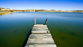Princess lake Stock Image