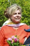 Princess Laurentien Stock Images