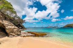 Princess Margaret beach, Bequia, St Vincent and the Grenadines