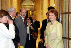Princess Margaret Royalty Free Stock Photos