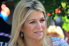 Princess Maxima Zorreguieta Stock Photos