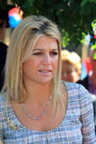Princess Maxima Zorreguieta Stock Photography