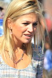 Princess Maxima Zorreguieta Royalty Free Stock Photography