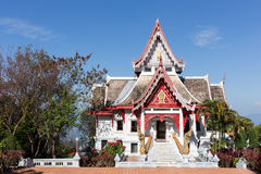 Princess Mother Hall in Mae Salong, Thailand Stock Photo