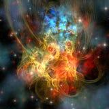 princess nebula иллюстрация вектора