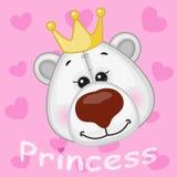 Princess Polar Bear Stock Images