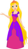 Princess Rapunzel Stock Photos