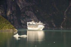 Princess rejsów statek zdjęcia royalty free
