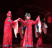 "The princess's wedding-Record of Southern Bough-jiangxi opera""four dreams of linchuan"" Royalty Free Stock Photography"