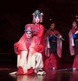 "The princess's wedding-Record of Southern Bough-jiangxi opera""four dreams of linchuan"" Royalty Free Stock Photo"