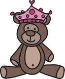 Princess Teddy Bear Royalty Free Stock Photos