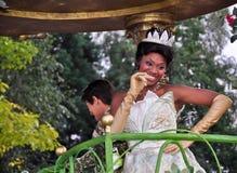 princess tiana стоковая фотография rf
