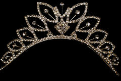 Princess Tiara isolated Stock Photos