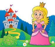 Princess topic image 2 royalty free stock images