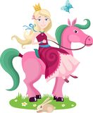 Princesse Photo libre de droits
