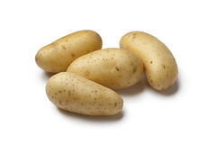 Princesse Amandine potatoes Stock Photos