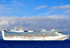 Princesse Cruise Line Photographie stock libre de droits