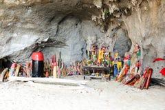 Princesse de caverne de Phra Nang Images libres de droits