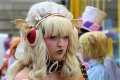 Princesse de Cosplay images stock