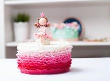Princesse de gâteau Photos libres de droits