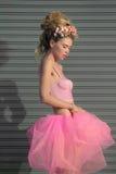 Princesse de jeune femme Image libre de droits