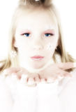 Princesse de l'hiver Images stock