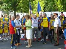 Princesse Margareta de la Roumanie Images libres de droits