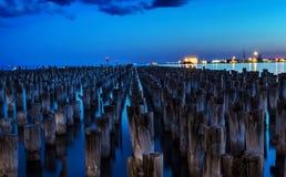 Princesse Pier Photographie stock libre de droits