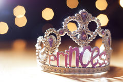 Princesstiaratoy Arkivfoto