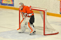 Princeton #1 in NCAA Hockey Game Stock Photography