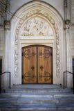 Beautiful Doors at Princeton University Stock Photo