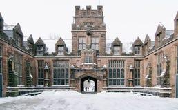 Princeton University. Campus of Princeton University in New Jersey Royalty Free Stock Photo