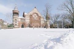 Princeton University. Campus of Princeton University in New Jersey Royalty Free Stock Images