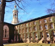 Princeton University. PRINCETON, NJ -13 MARCH 2015- Princeton University, a private Ivy League research university in New Jersey, has been ranked the number one Royalty Free Stock Photo