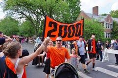 The Princeton University 2015 P-rade Stock Photos