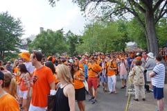 The Princeton University 2015 P-rade Stock Images