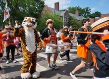 The Princeton University 2015 P-rade Stock Image