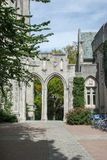Princeton University is a private Ivy League research university in Princeton royalty free stock photo