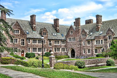 Princeton University Student Dormitory Royalty Free Stock Photography