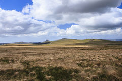 Princetown, Dartmoor, Angleterre Photo stock