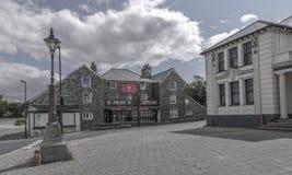 Princetown Dartmoor Devon England R-U Photo libre de droits