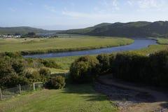 Princetown-Tal lizenzfreies stockbild