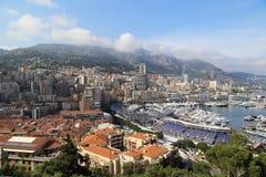 Principado de Mónaco Foto de archivo libre de regalías
