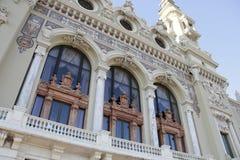 Principado Mônaco Opera de França Imagem de Stock Royalty Free