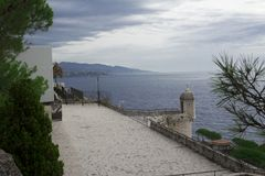 Principado Monako. Monte Carlo Foto de archivo libre de regalías